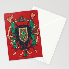 Astral Ancestry Stationery Cards