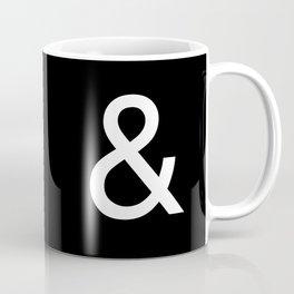 Ampersand: Helvetica Coffee Mug