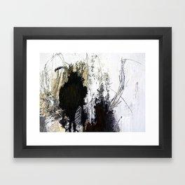 abstrakt 04 Framed Art Print