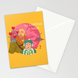 Svamppod Junior Stationery Cards