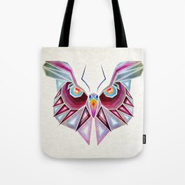 owl or butterfly? Tote Bag