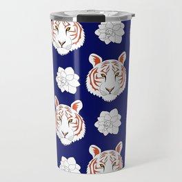 Auburn navy Travel Mug
