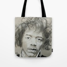 James Marshall Tote Bag