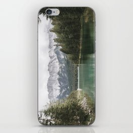 Looks like Canada - landscape photography iPhone Skin