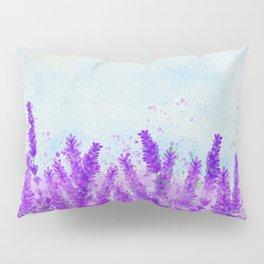 Lavender spring Pillow Sham