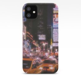 Times Square New York City iPhone Case