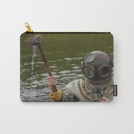 Greek Sponge Diver Carry-All Pouch