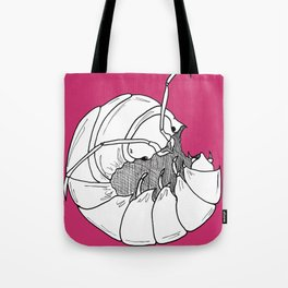 Woodlouse Tote Bag