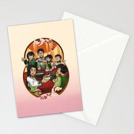 Lantern Festival-Eat Tangyuan Stationery Cards