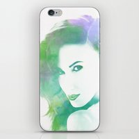 model iPhone & iPod Skins featuring Model by PRpietro_P&J WebLab