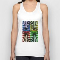 cage Tank Tops featuring Cage by Lachlan Willis
