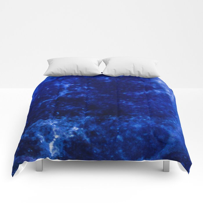 Sapphire Comforters