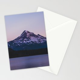 Mountain Moment IV Stationery Cards