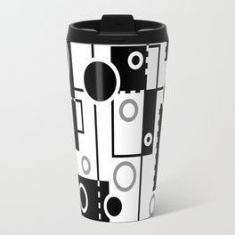 Circles And More Travel Mug