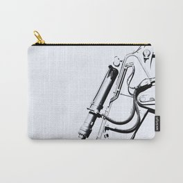 Arm of Bleach Industrial Digger Carry-All Pouch
