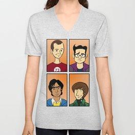 The Big Bang Theory Unisex V-Neck