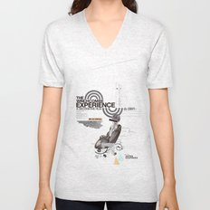 Additional poster design- The Wichcombe Experience Unisex V-Neck