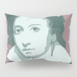 Percy Bysshe Shelley Pillow Sham