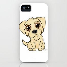 Golden Retreiver Dog iPhone Case