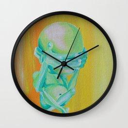 OG Baby - See No Evil Wall Clock