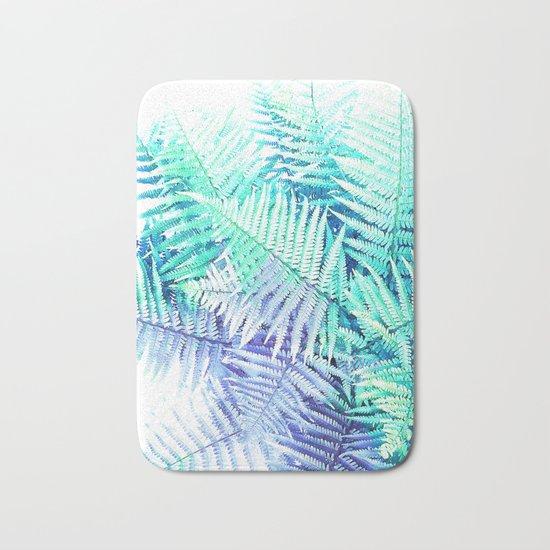 Wild Fern Jungle Bath Mat