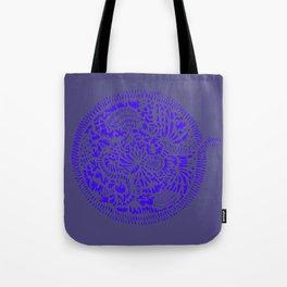 Botanical Seaside Tote Bag