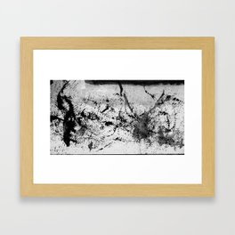 """What-a-Mess"" Framed Art Print"