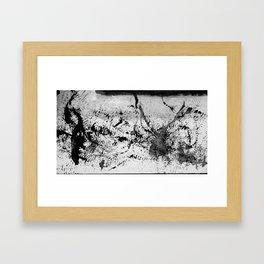 """""""What-a-Mess"""" Framed Art Print"""