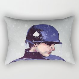 Doc Roe Rectangular Pillow