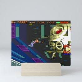 Stride Arcade Mini Art Print