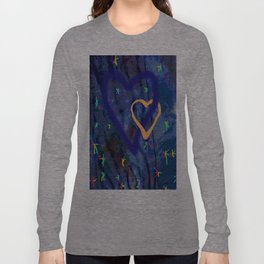 Star rainbow Long Sleeve T-shirt