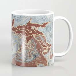 The Scorpio Races - Red as the Sea Coffee Mug