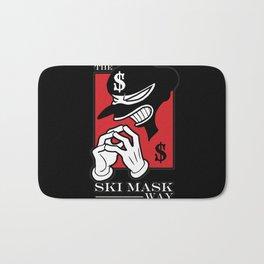 The Ski Mask Way Bath Mat