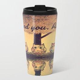 owl-204 Travel Mug