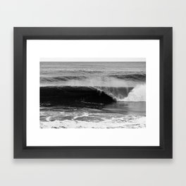 Crash Love Framed Art Print