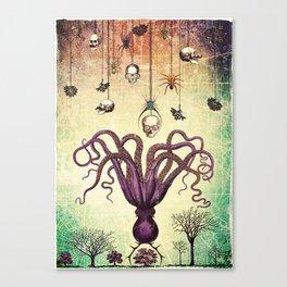 The Perfumed Garden Canvas Print