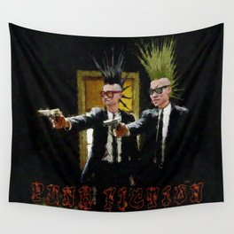 PUNK FICTION V3 - 022 Wall Tapestry