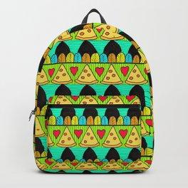 Pizza Razzle Dazzle Backpack