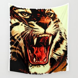 King Of Bengal Wall Tapestry