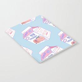 Peach Milk Notebook