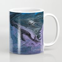 celestial Mugs featuring Celestial by BevyArt