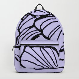 DELICACY ISN'T A FRAGILE THING Backpack