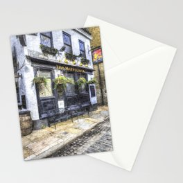 The Mayflower Pub London Art Stationery Cards