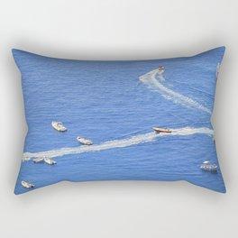 Amalfi coast, Italy 3 Rectangular Pillow