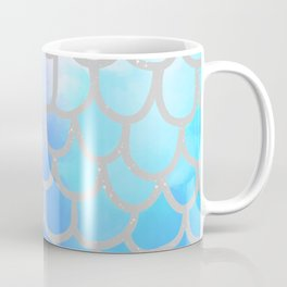 Silver Scales and Fishy Tails Coffee Mug