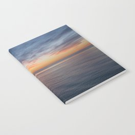 Brighton Sunset Notebook
