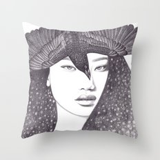 Soul Sister Throw Pillow
