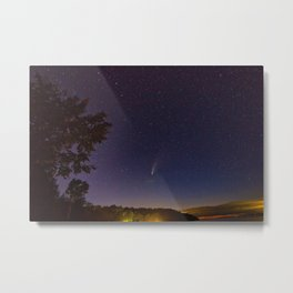 Comet 2020 Metal Print