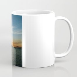Oct. 16, 1989 San Francisco view. Coffee Mug
