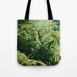 Fern'd Gully Tote Bag